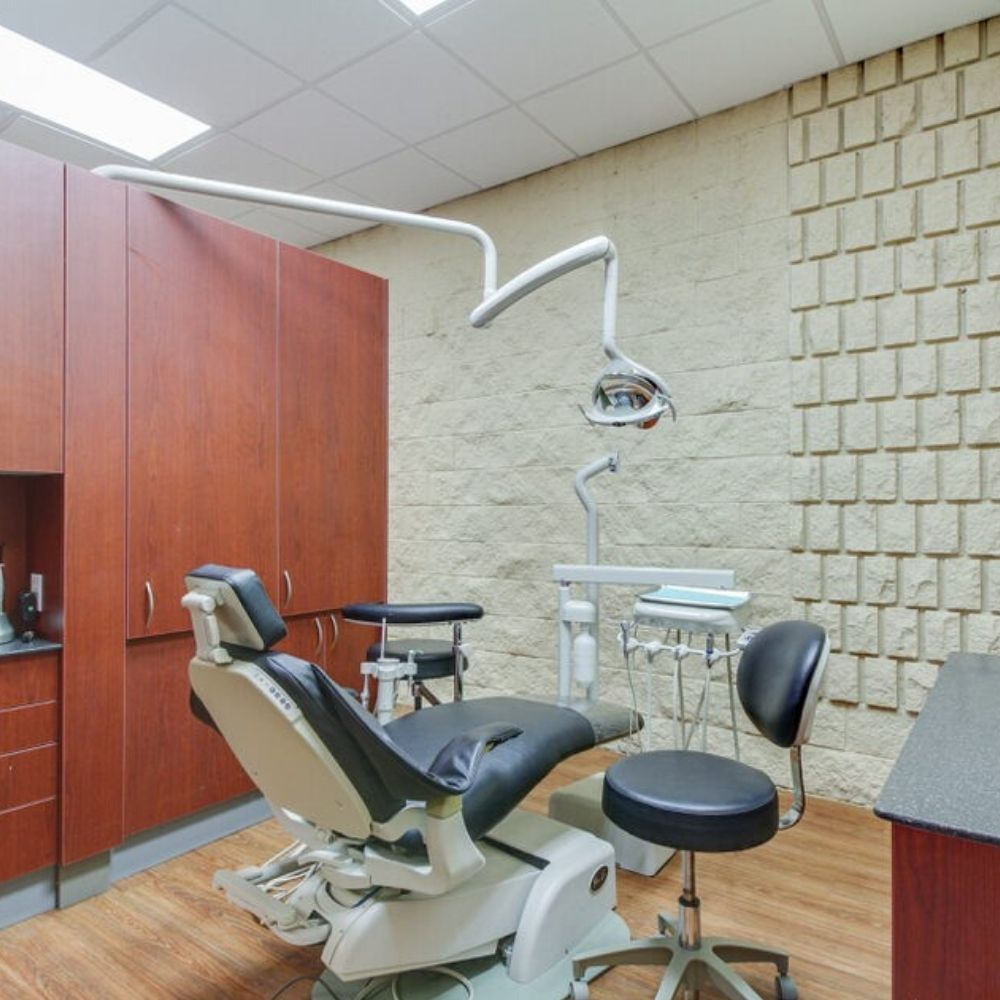 Waterside Dental Port Charlotte patient chair 2